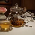 メゾン・ド・ユーロン - ジャスミン茶ポット 2014.11.2x