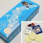 ロイズ - ファイターズピュアチョコレート・クリーミーホワイト(454円)