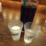 渋谷 ガパオ食堂 - 食後はアイシー!