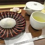 和菓子菓寮ocobo - お茶セット