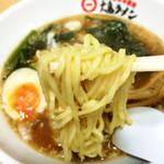 大島ラーメン - 醤油ラーメン