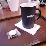 ブルックスショップアンドカフェ - 本日のコーヒーとお菓子