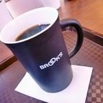 ブルックスショップアンドカフェ - 本日のコーヒー