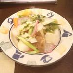 バルフェザース - サラダ