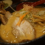 マルゲンラーメン - 濃厚味噌+チャーメシ