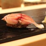 鮨 とかみ - 〆鯖 (2014/11)