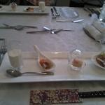 レストラン 食楽工房 - コース前菜