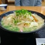 四万十 竜 - 料理写真:いちき串木野まるごと贅沢ちゃんぽん(750円)