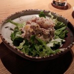 sumibiyakinomisekinnokura - サラダ
