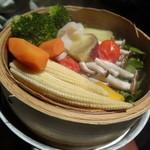 海鮮 居酒屋 凛火 - 彩り八種類の野菜達