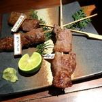 海鮮 居酒屋 凛火 - 米澤牛串