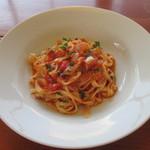 ブォナ ジョルナータ - 料理写真:ツナとケッパーのトマトソース 1500円