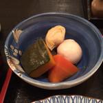 Miyuki - 和定食(上) (野菜の煮物)