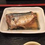 Miyuki - 和定食(上) (煮魚)
