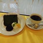 エリート - 季節のケーキセット680円~720円