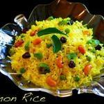 レモン ライス Lemon Rice