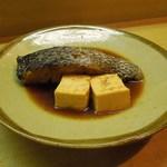 32955089 - 黒むつ煮魚