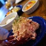 サカナバル グリル - 前菜 ポテトサラダ