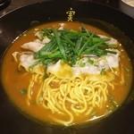 麺酒房 実之和 - カレー麺❤安定の旨さ♪