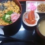 味処 まほろば - ウニ丼1590円