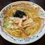 高尾食堂 - 2014年11月24日(月・祝) ラーメン(540円)