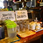 割烹 幸村 - ドリンク写真:ドリンク飲み放題