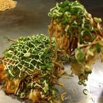 広島焼き・むげん - やっぱりこの味!