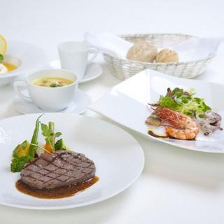 ホテル ラ・スイート神戸ハーバーランド - ステーキディナー