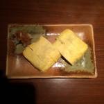 麺酒家 こころ - だし巻き玉子