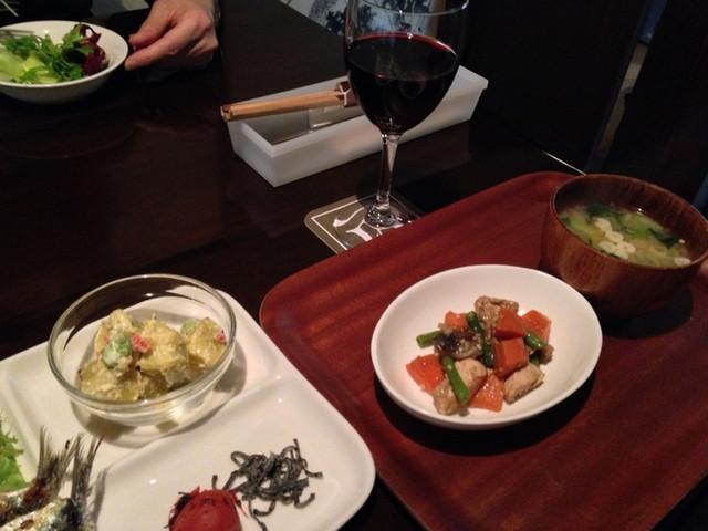 レシピ - お米のランチ  2014.11