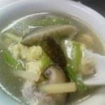 奇珍 - たまごスープ