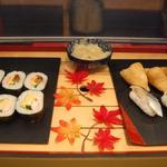 煌 - お寿司もあり♪