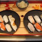 煌 - お寿司もあります♪