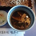 木鉢坊 - つけ汁