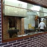 北京烤鴨店 - パフォーマンスルーム