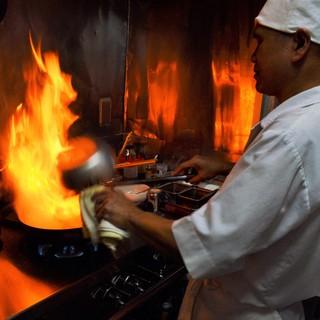 ◆本場のシェフがお届けする妥協なきタイ料理!