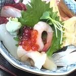 桜井寿司 - ランチ海鮮丼