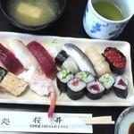 桜井寿司 - ランチ握り