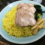 ラーメン屋 麺一 - ネギチャーシューつけ麺