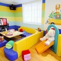 シダックス - 【大きなキッズルーム】お子様のための独立フリースペースがある大きなお部屋