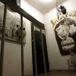 インタリュードミュージックラウンジ - 2階の入り口
