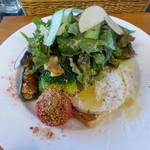 イルミオカンポ - お野菜のオードブル