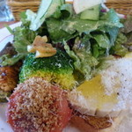 イルミオカンポ - お野菜のお味が濃いです!