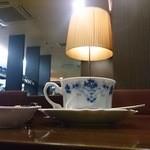 支留比亜珈琲 - ドリンク写真:ブルーマウンティン