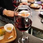 ヒレ肉の宝山 銀座 数寄屋橋店 - 樽生ワイン(赤)