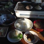 いさりび食堂 - はまぐり定食