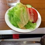 ステーキハウス神戸ジュジュ - セットのサラダ