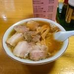 福島屋 - チャーシュー麺。
