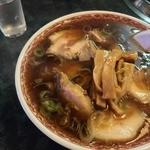 スタミナ苑 - チャーシュー麺