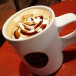 タリーズコーヒー - アイリッシュラテ(S450円)